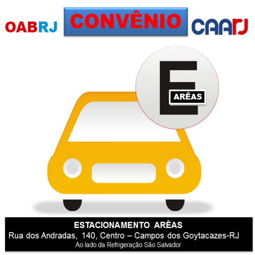 ESTACIONAMENTO AR�AS
