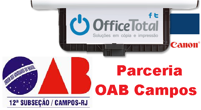 Office Total Solu��es em c�pia e impress�o